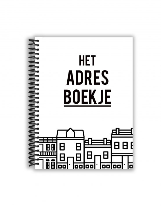 adresboekje