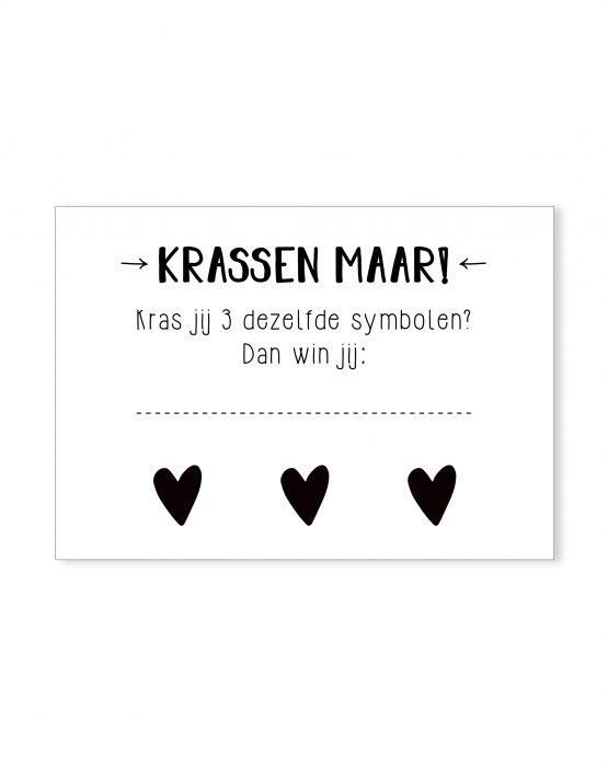 kraskaart win2